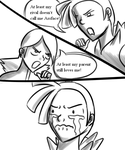 Silver Vs Gladion by Eusong