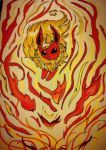 Flareon, baby. by inustwin6789