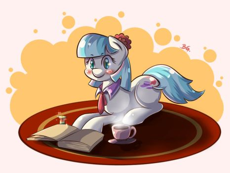 Coco Pommel And Hot cocoa by tikrs007