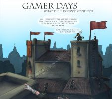 Gamer Days - AC2: What the 'I' Doesnt Stand For by 13blackdragons
