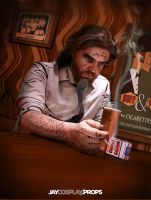 Bigby Wolf / The Wolf Among Us (Cosplay) - 04