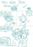 Why does Yami always win part2 by Ricku