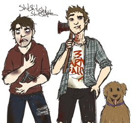 All you need to know about John Dies at the End by Toejones