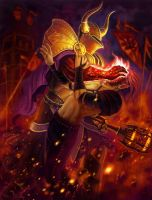 Flames of Sanctification by MarcusDeMoura