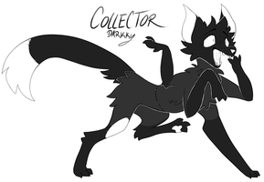 Collector Darkky by LucidNaturae