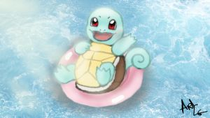 Squirtle by ArtLG
