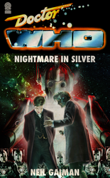 New Series Target Covers: Nightmare in Silver by ChristaMactire