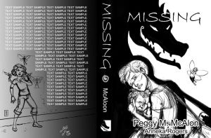 Missing by McAloon_Cover Design_Image 02 by artofMilica