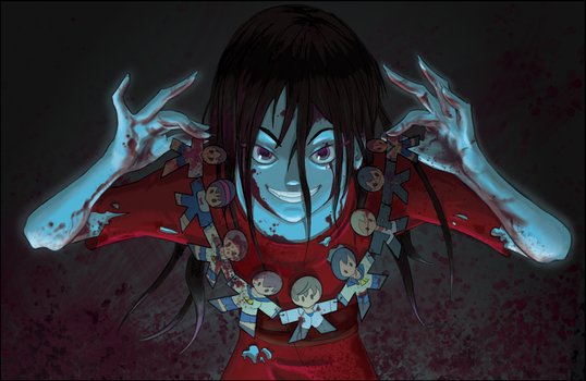It's my Corpse Party... by winsher