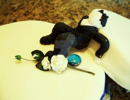 The groom to-be or not to-be by Sydney0007