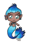 Name This Mermaid! by SarahsPlushNStuff