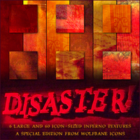 Disaster Texture Set by jordannamorgan