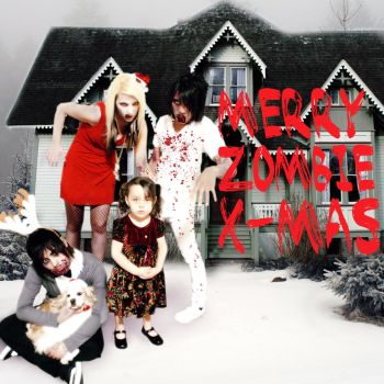 2011 Merry Zombie Xmas by UnknownVerve