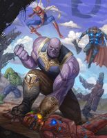 Infinity War by mehchall