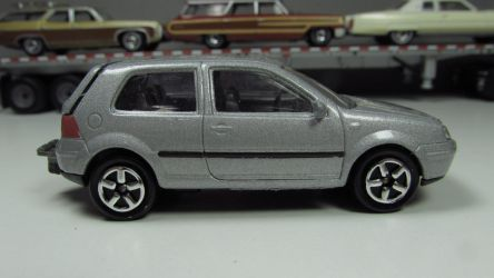 Majorette '97 VW Golf by craftymore