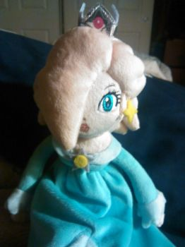 Rosalina Plush by signothetymes