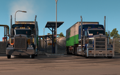 [ATS] Waiting on load by RomsnMan