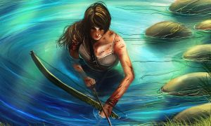 Tomb Raider by suza90
