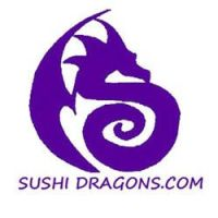 Sushi Dragons Logo by wastedsacrifice