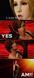 DOA: You have better believe she is! by DarkOverlord1296