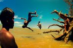 Swimming In The Air take ix by oO-Rein-Oo