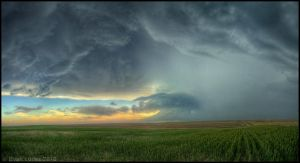 Last Chance Panorama by FramedByNature