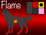 Flame :Reference: by DEM0NIC-Spirit