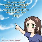 I am a Christian. by shock777