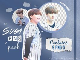 Suga PNG Pack - BTS PNG Pack #01 by PietraKolly