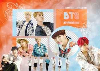 PNG Pack|BTS #9 (Summer Package in Saipan) by jeongukiss