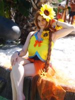Leona Pool Party_cosplay25 by kairimiao13