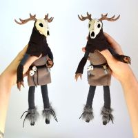 The Witcher LESHEN Fanart Dolls by falauke