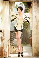Butterfly Top by fiercecouture
