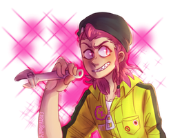 SHSL: MECHANIC by undershirt