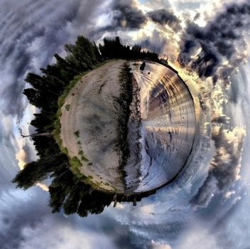 My Small Planet by 666GirL666
