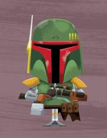 Boba Fett by TheBeastIsBack