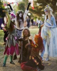 Faerie Gathering by AccessAccess
