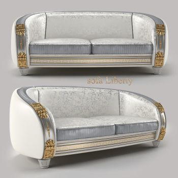 Liberty sofa from Arredoclassic by viiik33