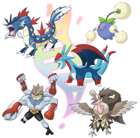 More mega evolutions
