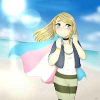 Paige's Pride by Puurply