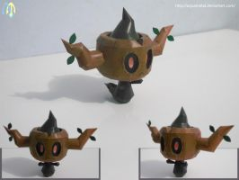 Phantump Papercraft