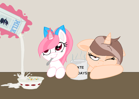 [MLP] UGH! What a boring day!? by AliceItim