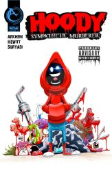 Hoody: Sympathetic Murderer Cover X by Karl Hewitt by SAVGuy