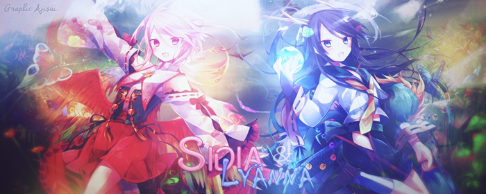 [Facebook] Sidia  Lynna by XxAjisai-GraphicxX