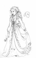 Christine Daae by snoprincess