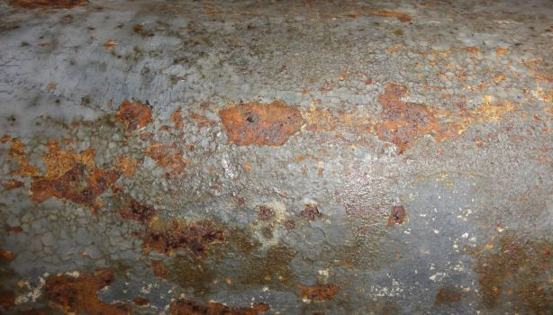 Texture - Chipped Paint with Rust by ChimeraDragonfang