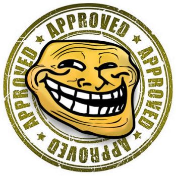 Commentaires sur les News - Page 5 Troll_face_seal_of_approval_by_sylphviper-d484zvf