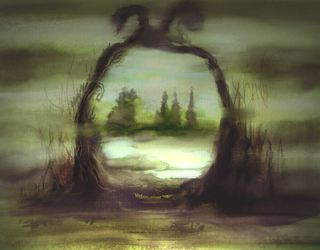Gate Into Nature 2 by NMatychuk