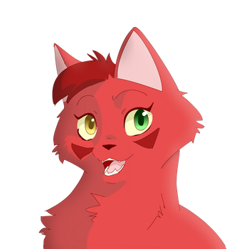 [UNICEF COMM] Headshot for Alexus by wanton-fox