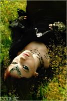 A dream of autumn coming by Lycilia